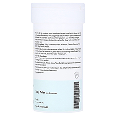BIOCHEMIE Pflüger 1 Calcium fluoratum D 12 Pulver 100 Gramm N2 - Linke Seite