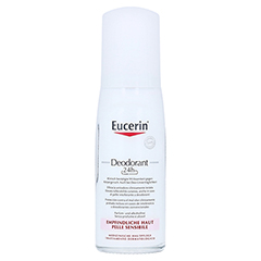 EUCERIN Deodorant Spray 24h 75 Milliliter