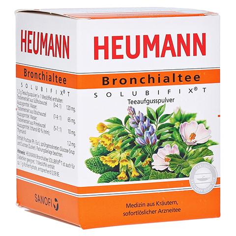 HEUMANN Bronchialtee SOLUBIFIX T 30 Gramm