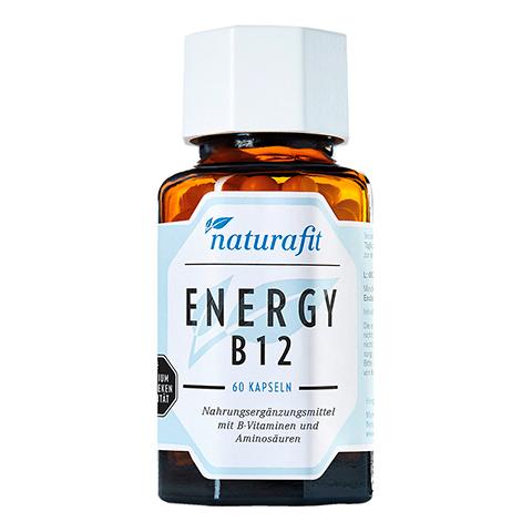 NATURAFIT Energy B12 Kapseln 60 Stück