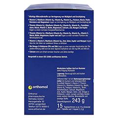Orthomol Vital f Granulat/Tablette/Kapsel Orange 1 Stück - Linke Seite