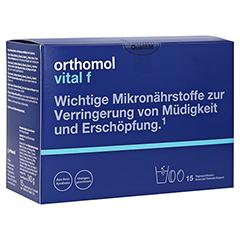 Orthomol Vital f Granulat/Tablette/Kapsel Orange 1 Stück