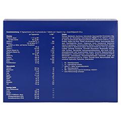 Orthomol Vital f Granulat/Tablette/Kapsel Orange 1 Stück - Rückseite