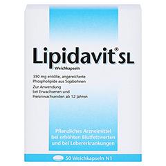 Lipidavit SL 50 Stück N1 - Vorderseite