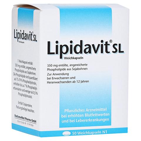 Lipidavit SL 50 Stück N1