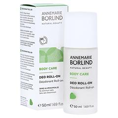 ANNEMARIE BÖRLIND Body Deo Roll-on 50 Milliliter