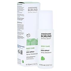 ANNEMARIE BÖRLIND Body Deo Spray 75 Milliliter