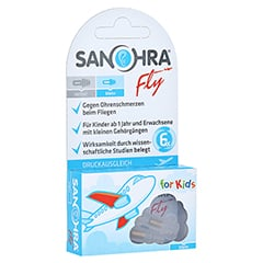 SANOHRA fly Ohrenschutz f.Kinder 2 Stück