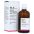 NR.8 Natrium chloratum D 6 spag.Glückselig 100 Milliliter N2