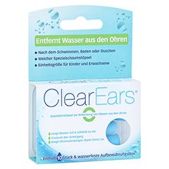 CLEAREARS Ohrstöpsel z.Wasserentfernung 10 Stück