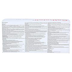 CATHEJELL Lidocain C steriles Gleitgel ZHS 8,5 g 25 Stück - Rückseite