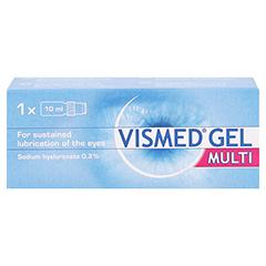 Vismed GEL Multi Augentropfen 10 Milliliter - Vorderseite