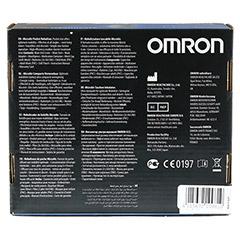 OMRON U22 MicroAir Taschen-Inhalator 1 Stück - Rückseite