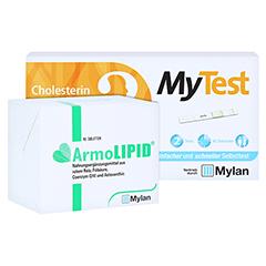 ArmoLIPID + gratis MYTEST Cholesterin 90 Stück
