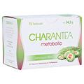 CHARANTEA Teebeutel metabolic Lemon/Mint 15 Stück