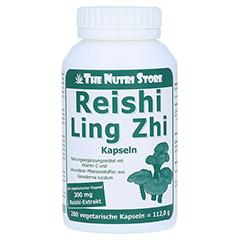 REISHI LING Zhi vegetarisch Kapseln 200 Stück