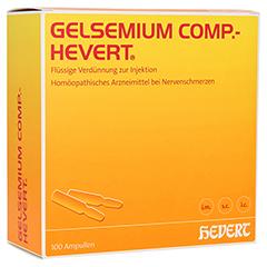 GELSEMIUM COMP.Hevert Ampullen 100x2 Milliliter N3