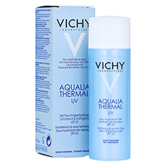 VICHY AQUALIA Thermal UV Creme 50 Milliliter