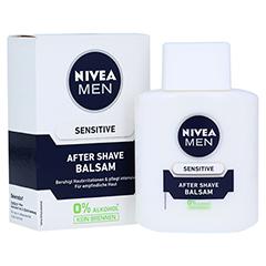 NIVEA MEN After Shave Balsam sensitive 100 Milliliter