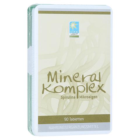 MINERAL KOMPLEX Spirulina Tabletten 90 Stück