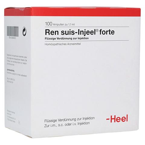 REN suis Injeel forte Ampullen 100 Stück N3