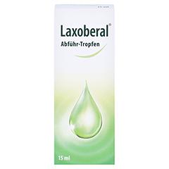 Laxoberal Abführ-Tropfen 7,5mg/ml 15 Milliliter N1 - Vorderseite
