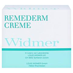 WIDMER Remederm Creme unparfümiert 250 Gramm - Vorderseite