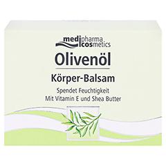 medipharma Olivenöl Körper-Balsam 250 Milliliter - Vorderseite