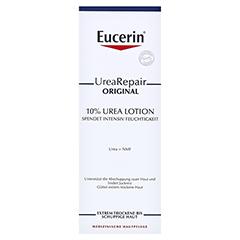 EUCERIN UreaRepair ORIGINAL Lotion 10% + gratis Urea Handcreme 30 ml 250 Milliliter - Vorderseite