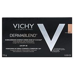 VICHY DERMABLEND Kompakt-Creme 35 10 Milliliter - Vorderseite