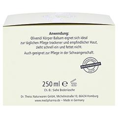 OLIVENÖL Körper-Balsam 250 Milliliter - Linke Seite
