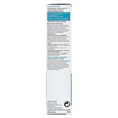 Vichy Dercos Ultra-Sensitiv Shampoo für fettige Kopfhaut 200 Milliliter - Linke Seite