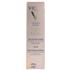 Vichy Teint Ideal 25 30 Milliliter - Rückseite