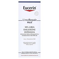 EUCERIN UreaRepair PLUS Lotion 10% + gratis Urea Handcreme 30 ml 400 Milliliter - Rückseite