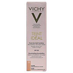 Vichy Teint Ideal Fluid 35 30 Milliliter - Rückseite