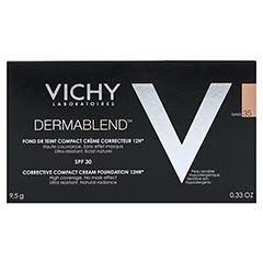 VICHY DERMABLEND Kompakt-Creme 35 10 Milliliter - Rückseite
