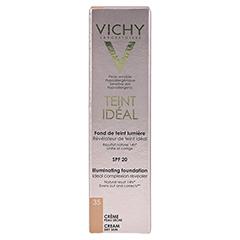 Vichy Teint Ideal 35 30 Milliliter - Rückseite