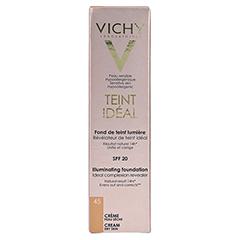 Vichy Teint Ideal 45 30 Milliliter - Rückseite