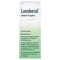 Laxoberal Abführ-Tropfen 7,5mg/ml 15 Milliliter N1 - Rückseite