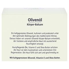 OLIVENÖL Körper-Balsam 250 Milliliter - Rückseite
