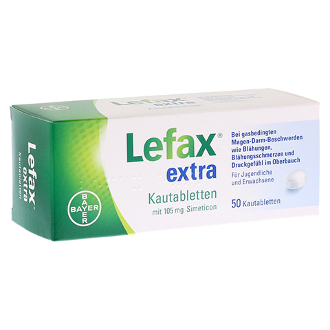 Lefax extra 50 St�ck N2