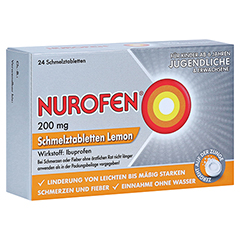 Nurofen 200mg Lemon 24 St�ck