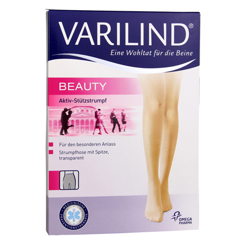 VARILIND Beauty 100den AT Gr.5 teint 1 Stück