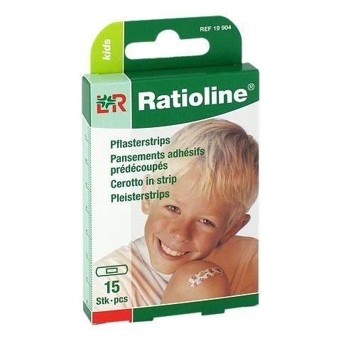 RATIOLINE kids Pflasterstrips 15 St�ck