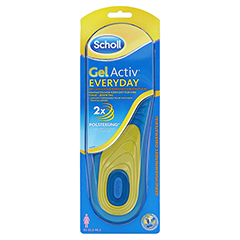 SCHOLL GelActiv Einlegesohle Everyday women 2 St�ck