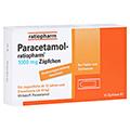 Paracetamol-ratiopharm 1000mg 10 Stück N1