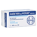 Jodid 100�g HEXAL 100 St�ck N3