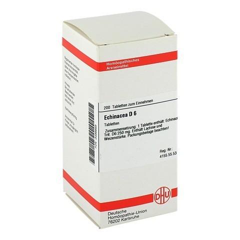 ECHINACEA HAB D 6 Tabletten 200 Stück N2