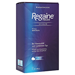 REGAINE Frauen Schaum 50 mg/g