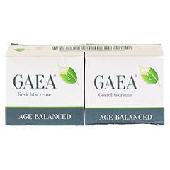 GAEA Age Balanced Gesichtscreme 50 Milliliter - Vorderseite